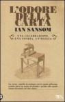 """la copertina dell'edizione italiana di """"L'odore della carta"""" di Ian Sansom (Tea)"""